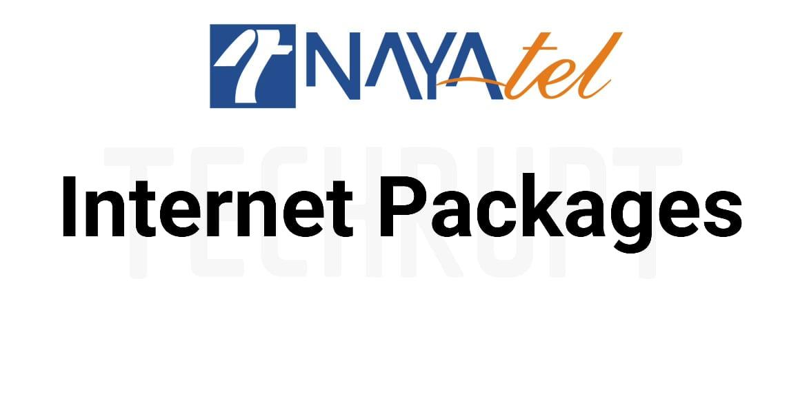 NayaTel Internet Packages