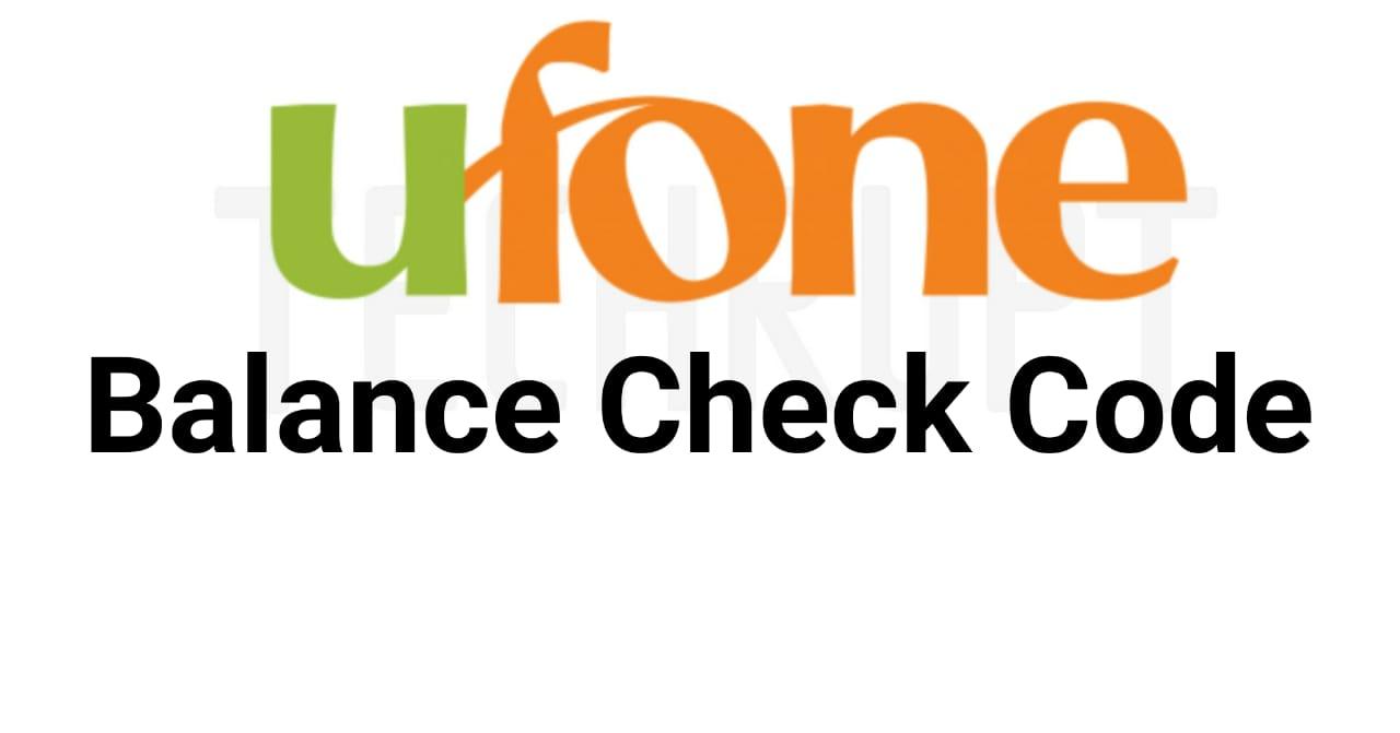 Ufone Balance Check Quick Ways Techrupt