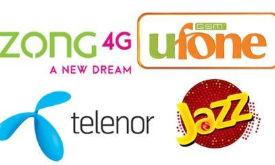 Pakistan telecom companies