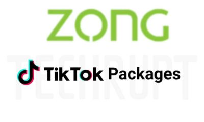 zong tiktok packages