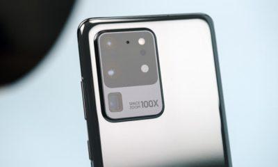Samsung 600MP camera