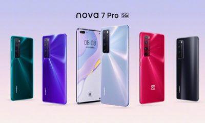 HUawei Nova 7 price
