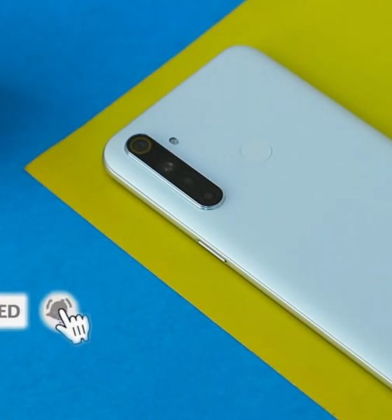 realme 6i unboxing & review