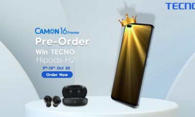 Tecno camon 16 premier price in pakistan