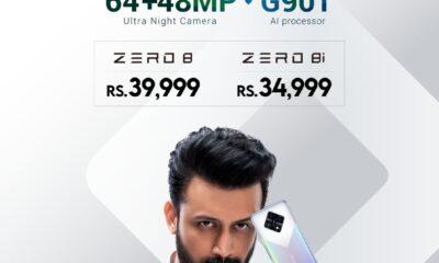 Infinix zero 8 price in pakistan