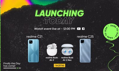 realme C21 Price in Pakistan: