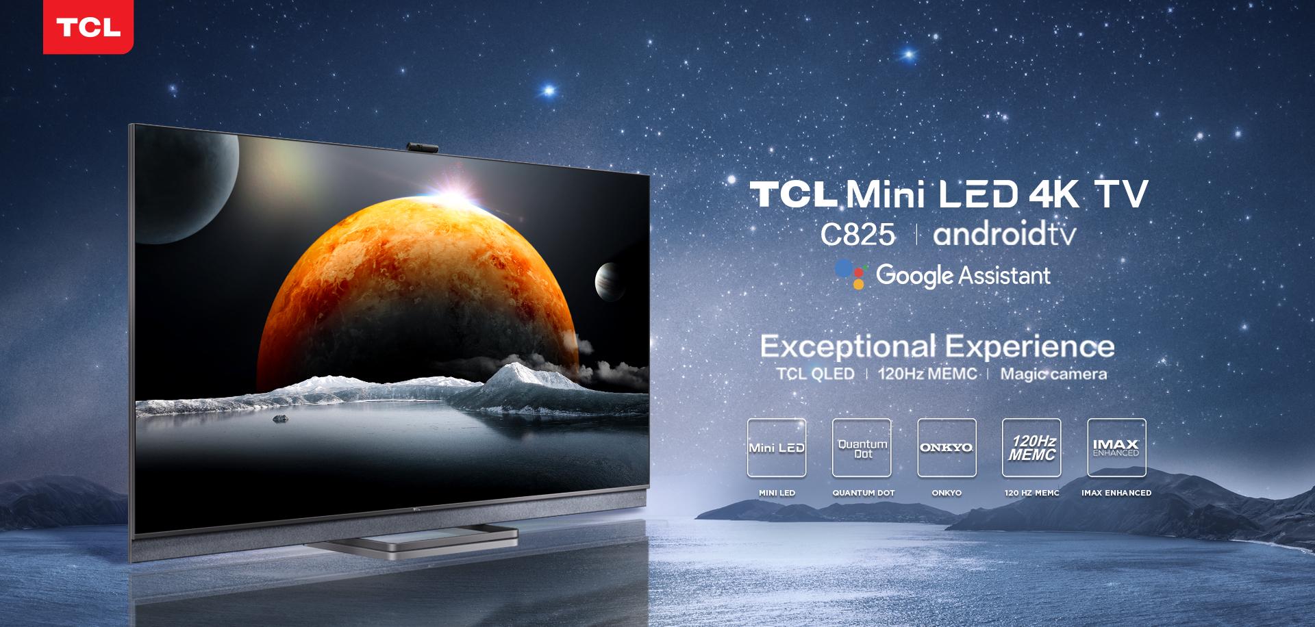 TCL C825 Price