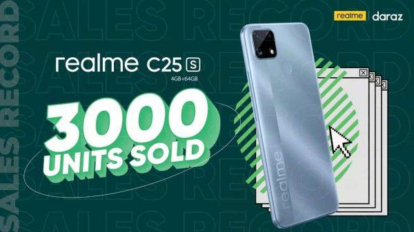 realme c25s price in pakistan